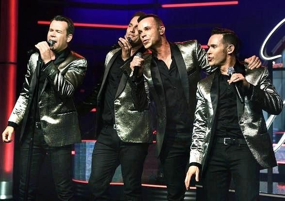 """Photo Gallery: Australian Pop Vocal Group Human Nature Launches All-New Show """"Jukebox"""" and Three-Year Residency at The Venetian Las Vegas (Photo credit: Denise Truscello / WireImage)"""