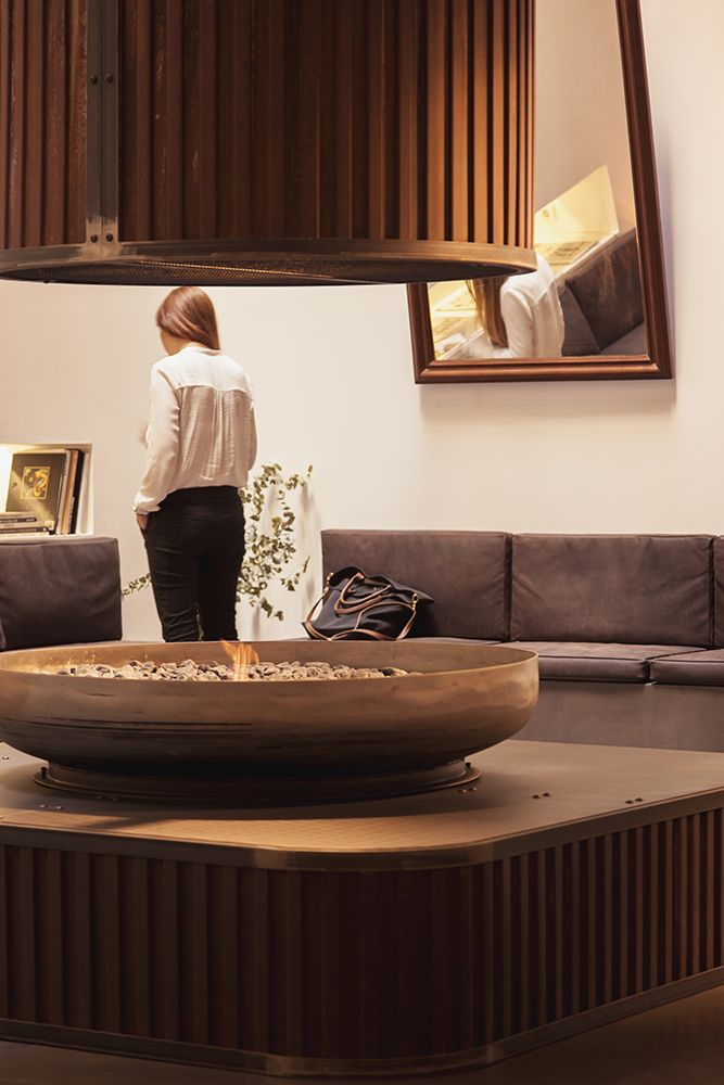 38 best lobby images on pinterest hotels entrees and - Hotel siete islas madrid ...