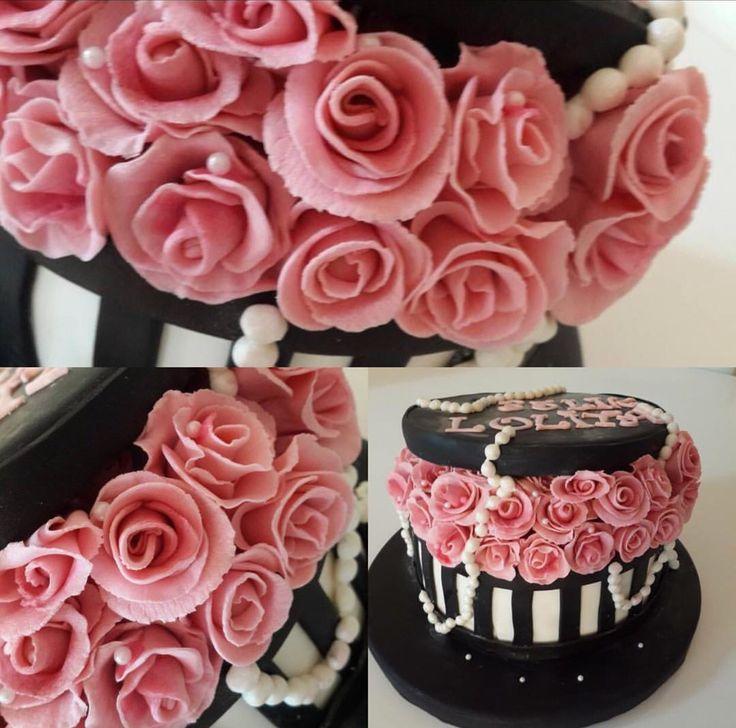Tasarım doğum pastası