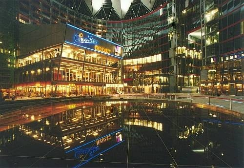 Kinoinfos -Berlin CineStar Original. im Sony Center