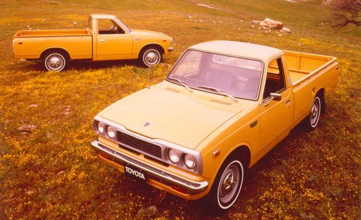 1973 Toyota Hilux