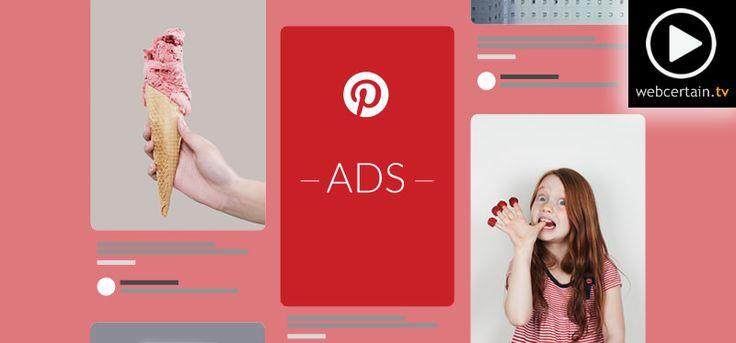 Come possono le aziende cogliere le opportunità offerte da Pinterest per fare marketing? Ecco gli ads visibili attraverso la ricerca con parole chiave