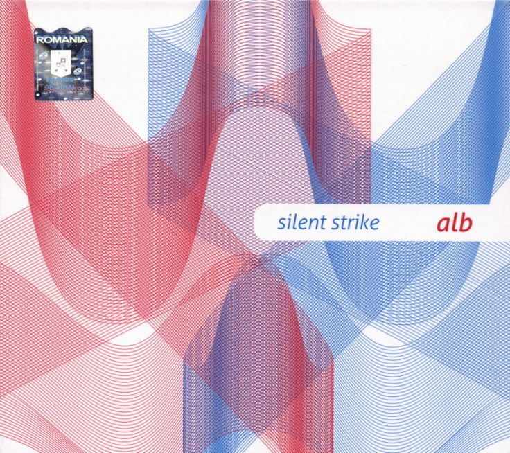 Alb (2009) de Silent Strike pe CD + mini CD