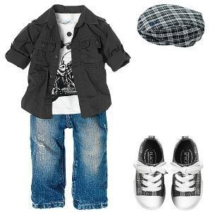 OMG Finn NEEDS this!!! (Thanks Jess!) camo baby boy clothes | baby boy - Polyvore