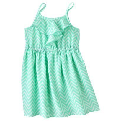 113 best maggies gift ideas 1st bday images on pinterest cherokee infant toddler girls sleeveless chevron empire dress negle Choice Image