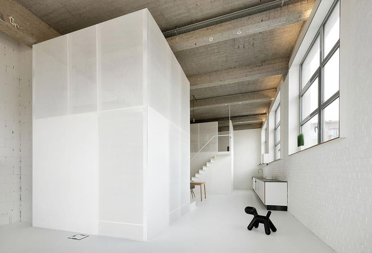 Loft FOR ADN ARCHITECTURES