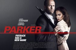 Jason Statham is set to return to the big screen in the new year with Parker and this is the latest trailer for the film.