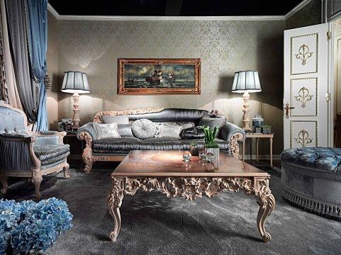 Living Room Design In Dubai Classic Rooms Ideas Photo 7