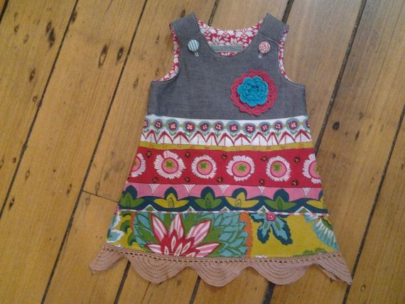 Hey, I found this really awesome Etsy listing at https://www.etsy.com/au/listing/231377817/size-2-mexican-fiesta-girls-dress-with