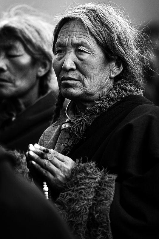 A Community Prayer for the Loss of a Child held at Hong Yuan Monastery, Sichuan, China.