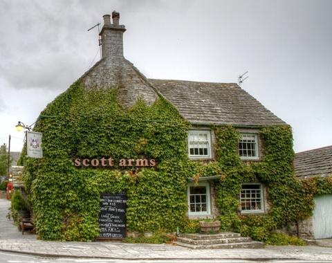 The Scott Arms Kingston Nr Corfe