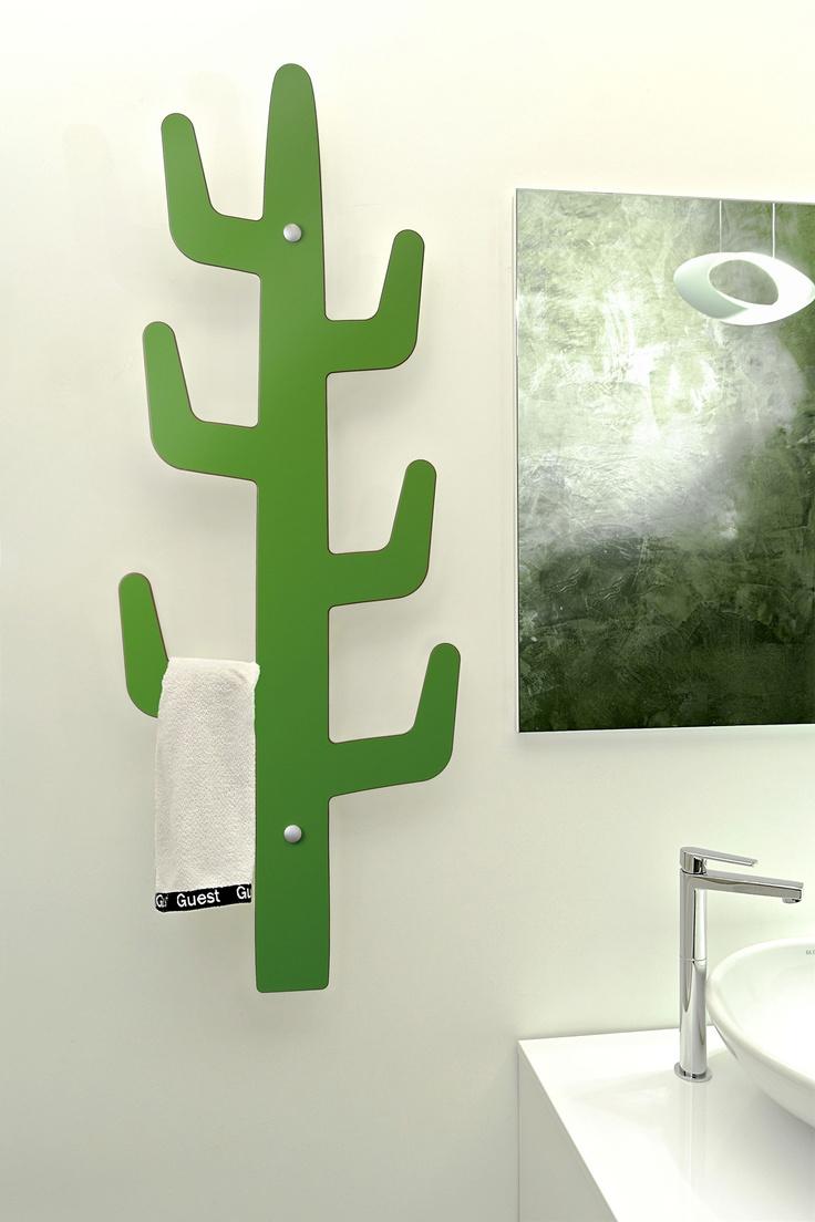 SAGUARO GREEN/WHITE bu Creativando - design Renzo Schiratti