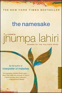 'The Namesake' by Jhumpa Lahiri..enjoyed the movie and decided to read after Mindy Kaling said Mindy Lahiri was named after the author. This is a wonderful, wonderful book.