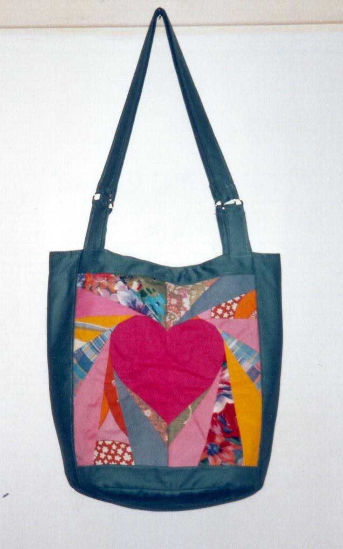 szíves táska