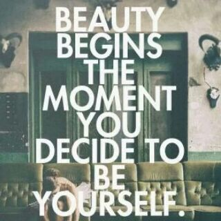 *Beauty ...