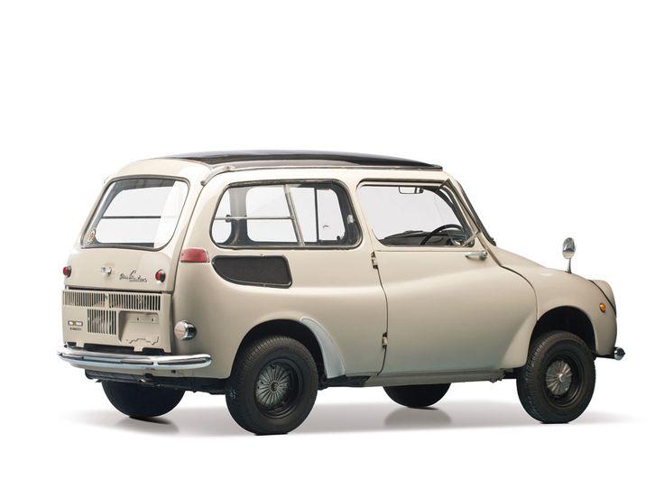 1967 Subaru 360 Custom                                                                                                                                                                   Estimate:$15,000-$25,000 US