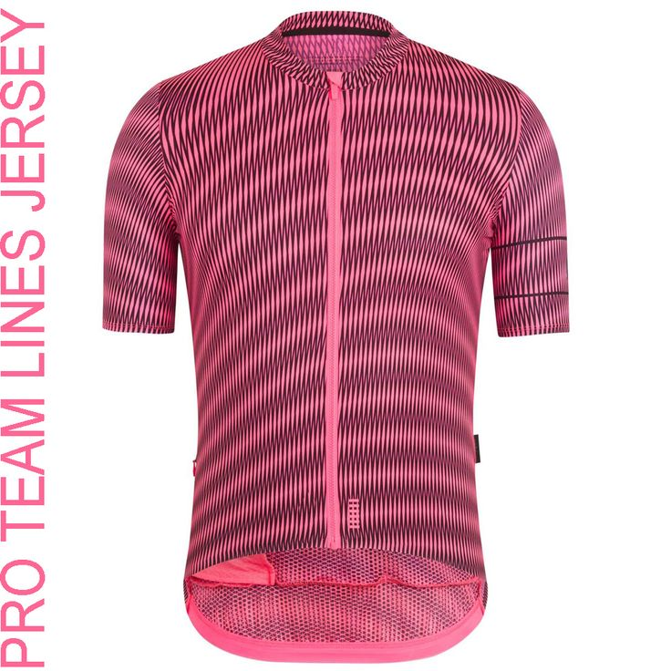 ==> [Free Shipping] Buy Best Wear better 2017 PINK LINES PRO TEAM lightweight short sleeve cycling jersey hot summer Ropa Ciclismo MTB ROAD bicycle clothes Online with LOWEST Price | 32818907714