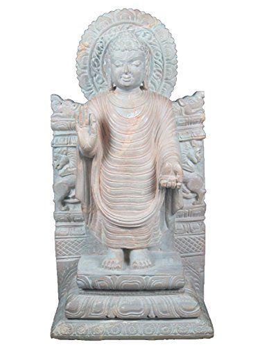 Blessing Buddha Stone Sculpture Yoga Decor Statue 10 Inch... https://www.amazon.ca/dp/B00TDMDJ4A/ref=cm_sw_r_pi_dp_x_Fa18xbTDR5TSB