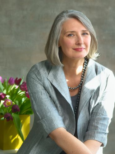Louise Penny, author of the Inspector Gamache series