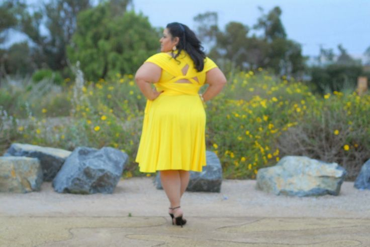 """[New Blog Post] I'm Walking On Sunshine @SWAK Designs Plus Size Fashion """"Infinity Dress"""" #Review #LatinaBloggers #PSBloggers #FBloggers #PlusSize #Petite #BBW #Latina #InfinityDress #SWAK #SWAKDesigns #Fashion  Full Review::>>  http://bbwgeneration.blogspot.com/2014/04/im-dancing-on-sunshine-outfit-of-day.html"""