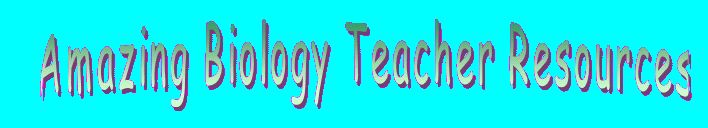This site is full of resources for biology and chemistry classes. There are hundreds of links for games, classroom organization, activities, lesson resources and more. They are organized by class and then areas of study.