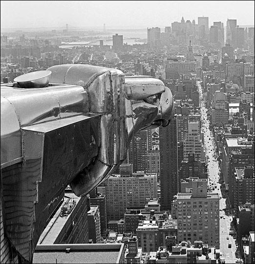 Chrysler Building-Christopher Bliss