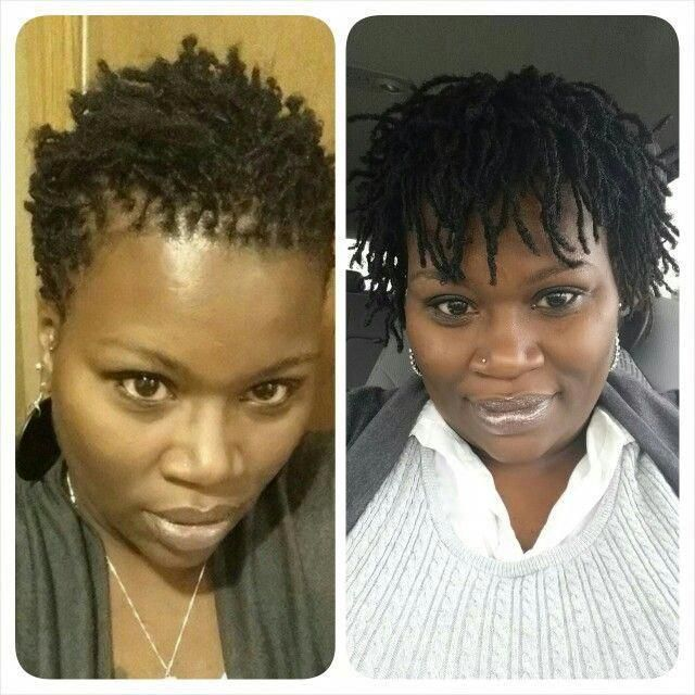 Virtual Hairstyle New Short Black Hairstyles Cool Hairstyles For African Hair 20190207 Coolafric Afro Hairstyles African American Hair Texture Hair Styles