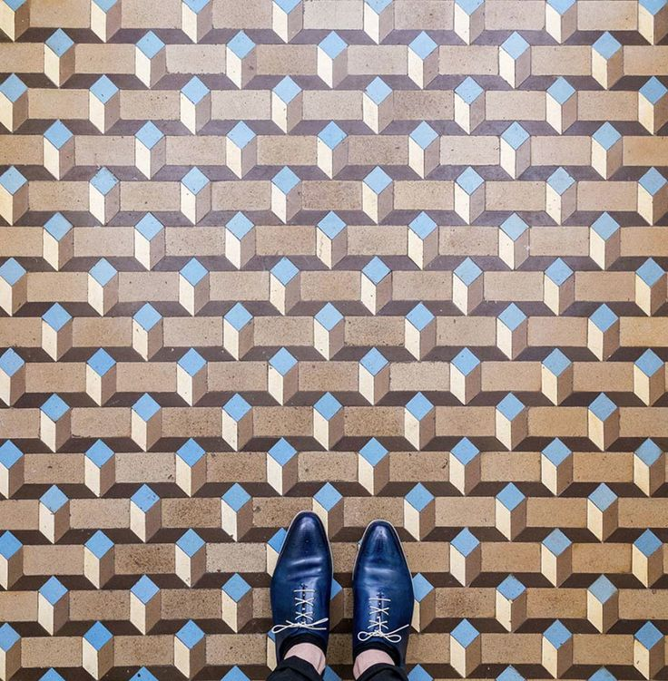 Barcelona Floors: Photographer Inspires Us To Look Down And Discover City's…