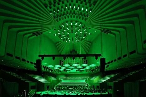 Sydney Opera House sings a new song of sustainability | The Sustainability Journal - by Vikram R Chari | Scoop.it