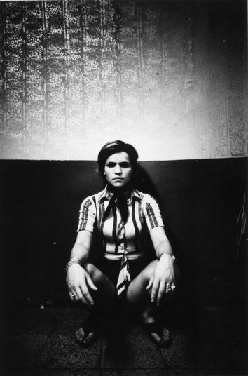 Untitled, Prostitute series (1975-77)