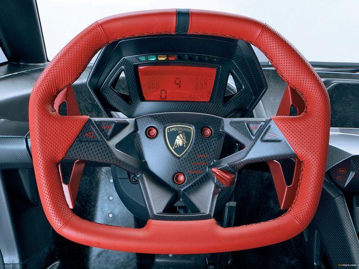2010 Lamborghini Sesto Elemento Concept