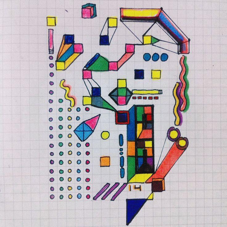 Geometricals. #artzun