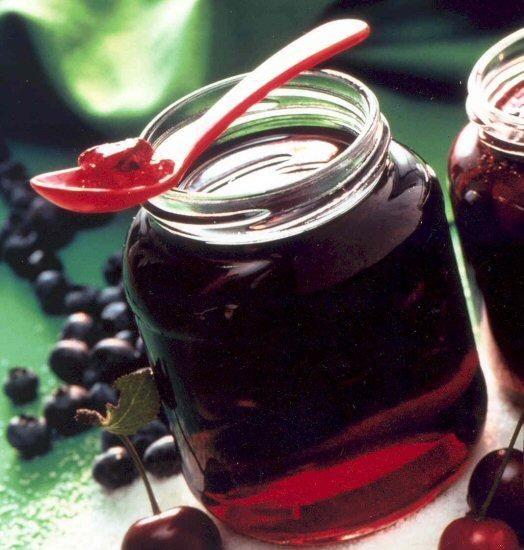 recipe-Gelée aux 3 fruits (groseilles – mûres – cerises)