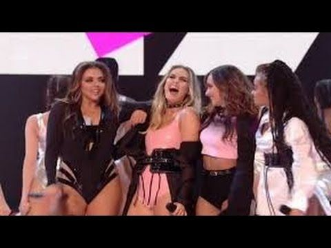 Little Mix Slays Epic Performance Of Shout Out To My Ex At 2017 Kids Choice Awards