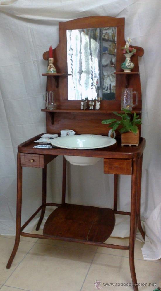 lavabo cuarto de baño la historia lavamanos muebles de madera lavabo