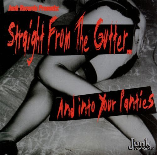 Pin By Tim Farrell On Drag Punk Fractured Blues Other Trash Album Covers Album Cover