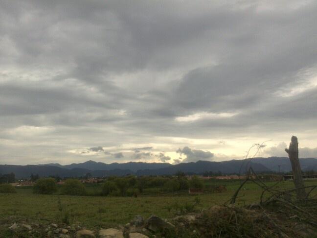Sabana de Bogota en El Tren De La Sabana