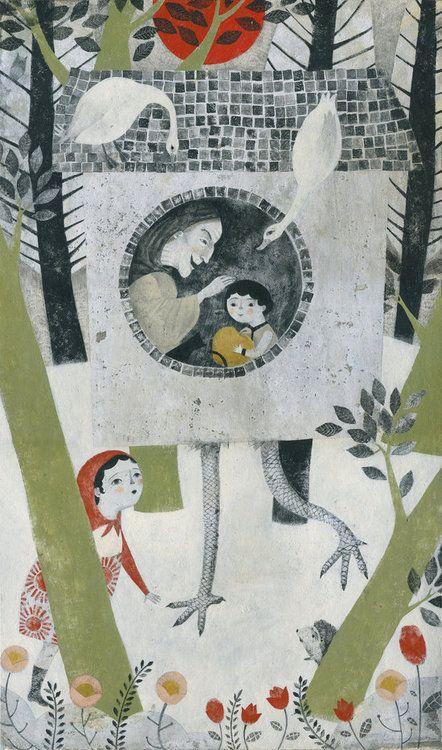 Alessandra Vitelli, Tales from Russia  someforeignletters:    Alessandra Vitelli