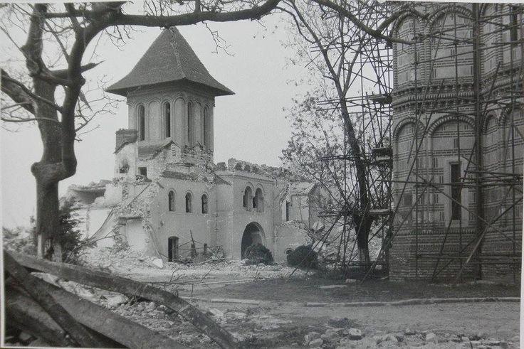 Biserica Mihai Vodă, 1985.