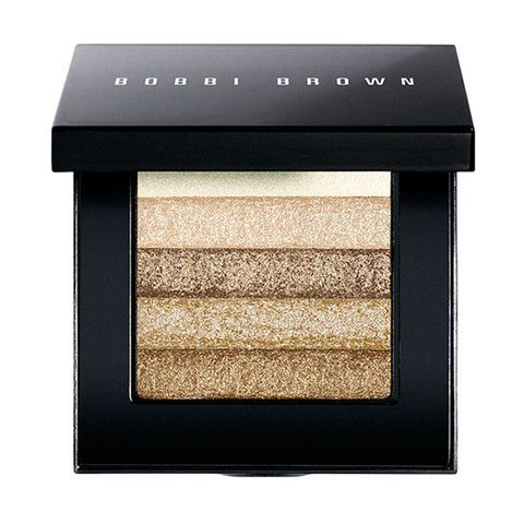Bobbi Brown Shimmer Brick Compact In Beige