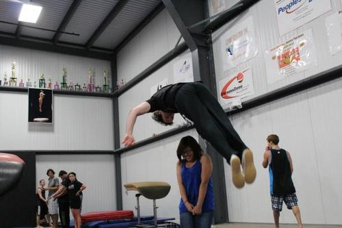 Cool things happen at Champlain College's Parkour & Freerunning Club. Free open gym nights Thursdays. https://www.facebook.com/groups/183592455004587/?fref=ts