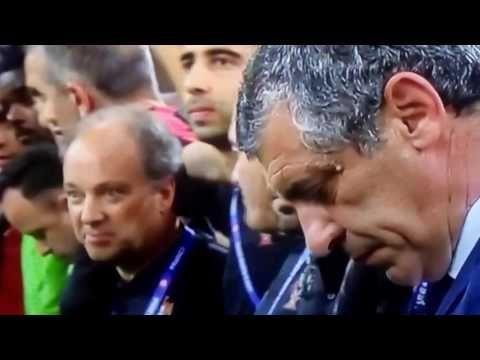 Skrót meczu POLSKA - PORTUGALIA (3-5) EURO 2016