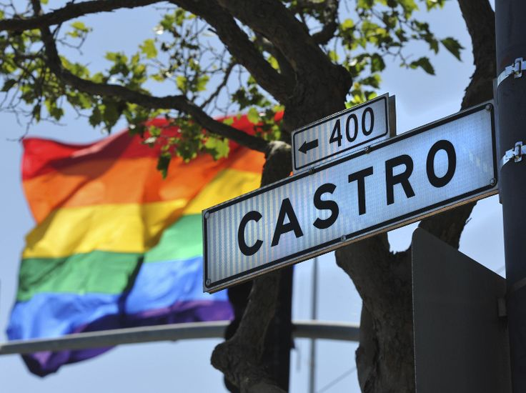 The Castro has been the center of gay life in San Francisco for decades. Image by oversnap / Getty Images