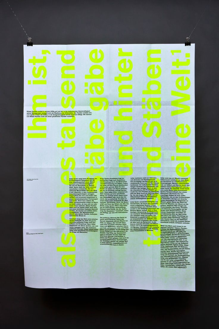 Using overlaying text would bring a new depth to my design. Creating a sophisticated book with black type and making use of white space to make the book flow and let the work breath could be boring and not visually appealing. Using this style of type could enhance the work and keep the reader interested in the book itself