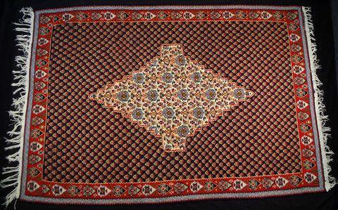 Antique Sennah Kilim (Code: 626 014 0101)