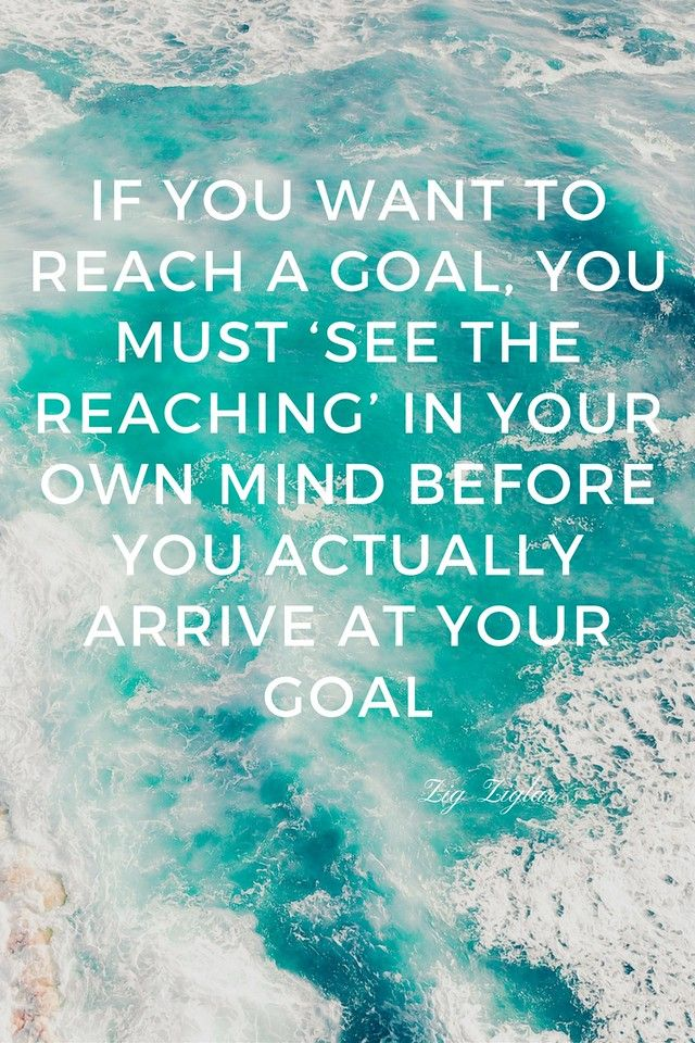 Visualization is a great tool to get the mindset to win in life. Learn how to visualize your goals and start living your dream life right now! | Entrepreneur & Success Coaching | Motivational Quotes | Law of Attraction |  The Secret |  Positive Mindset & Goal Achievement