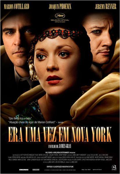 """""""Era Uma Vez em Nova York"""" (The Immigrant - 2014)"""