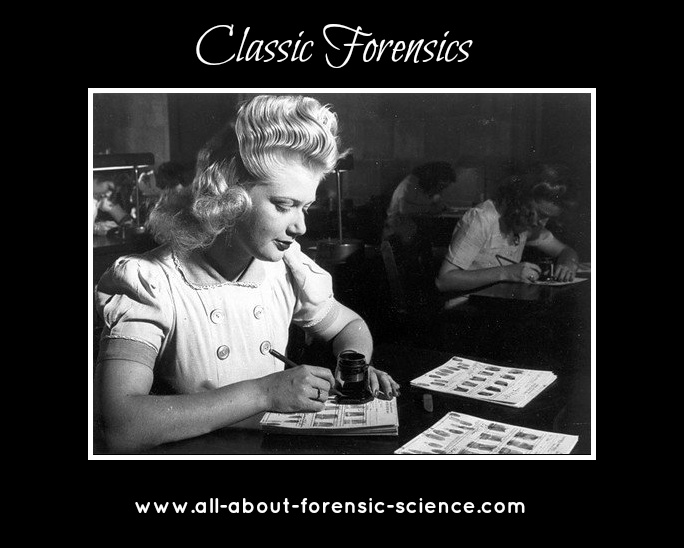 Old school FBI fingerprinting.