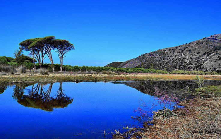Prokopos Lake, Greece