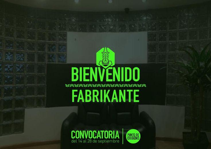 Comienza este viernes, aquí desde MANDRIL junto a FABRIKANTE, quien estará mostrándonos su talento, tanto con las manos como con su música…. Y más tarde estaremos en el pre-lanzamiento de su disco en SIRKA #freespace #ideaslab #panicofilmsec